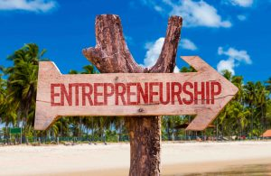 The path to becoming an entrepreneur